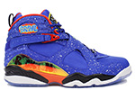 Air Jordan 8 Retro DB Doernbecher Blue / Black