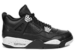 Air Jordan 4 Retro LS Oreo
