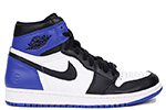 Air Jordan 1 x Fragment Black / Royal / White