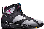 Air Jordan 7 Retro 2015 Black / Bordeaux