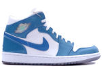 Air Jordan 1 Retro (Patent) White / University Blue