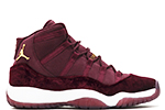 Air Jordan 11 Retro RL GG Red Velvet Heiress