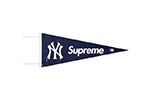 Supreme Yankees Pennant Navy