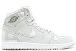 Air Jordan 1 Retro Hi Silver 25th Anniversary