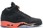 Air Jordan 5 Retro 3Lab5 Black / Infrared