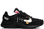 "Nike Air Presto ""Off-White"" Black"