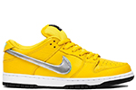 Nike Dunk Low Pro SB Canary Diamond