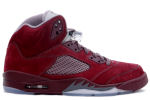Air Jordan 5 Retro LS 'Burgundy'